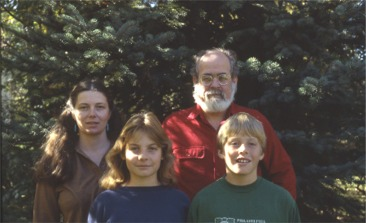 Carolynn, Cherryl, Jim & Tom